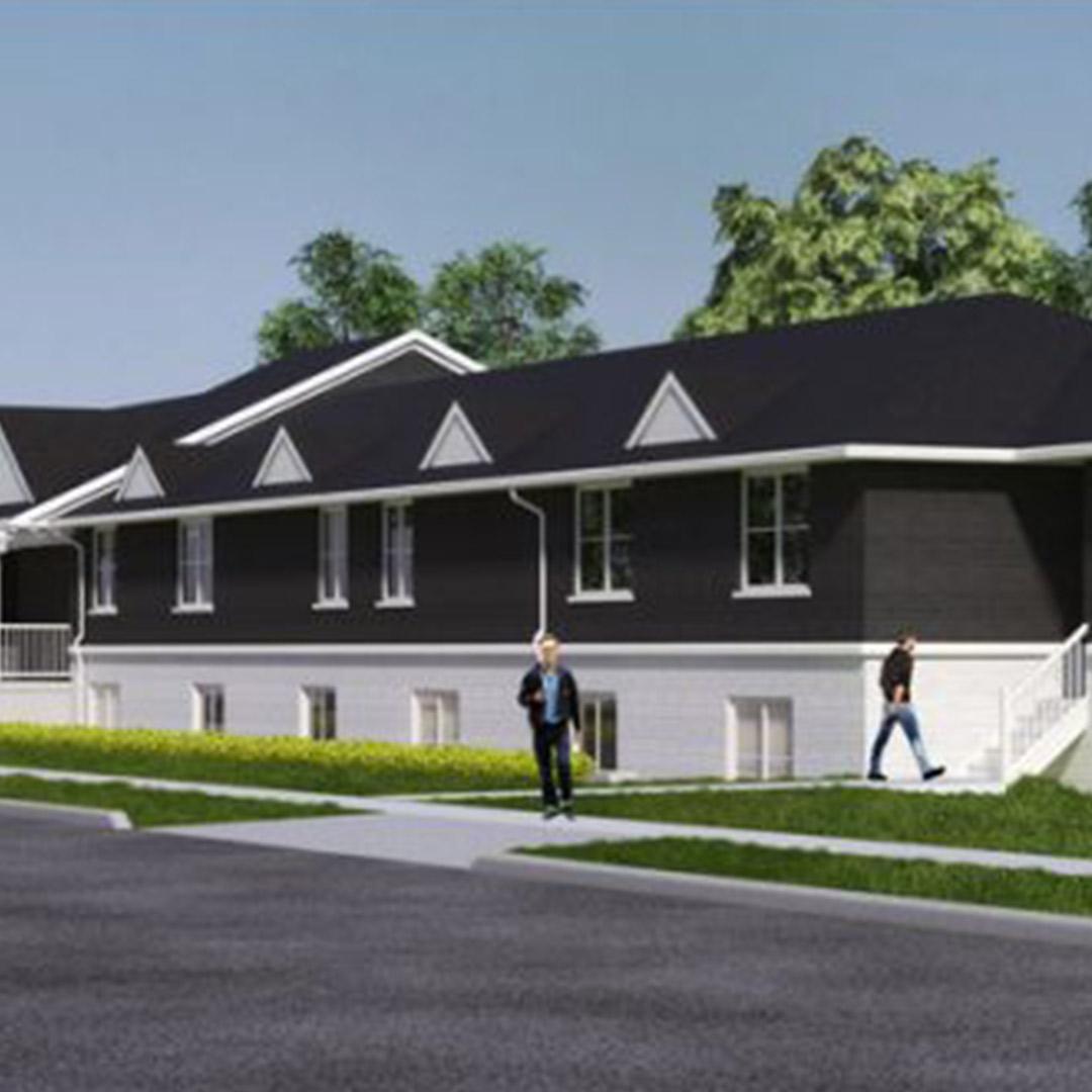 25 Linnwood exterior rendering