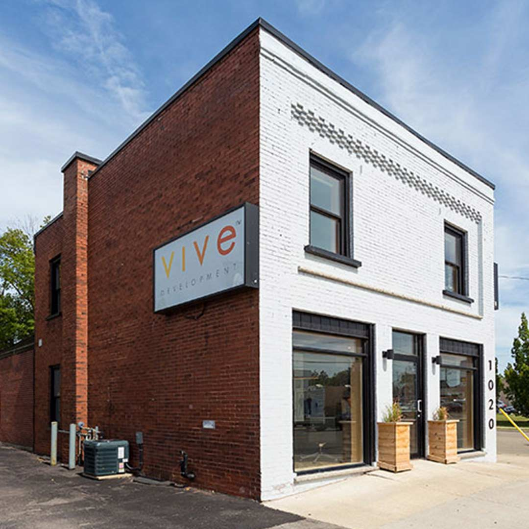 Vive Development Office Exterior